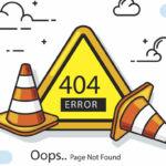 Checar e Corrigir Erros 404