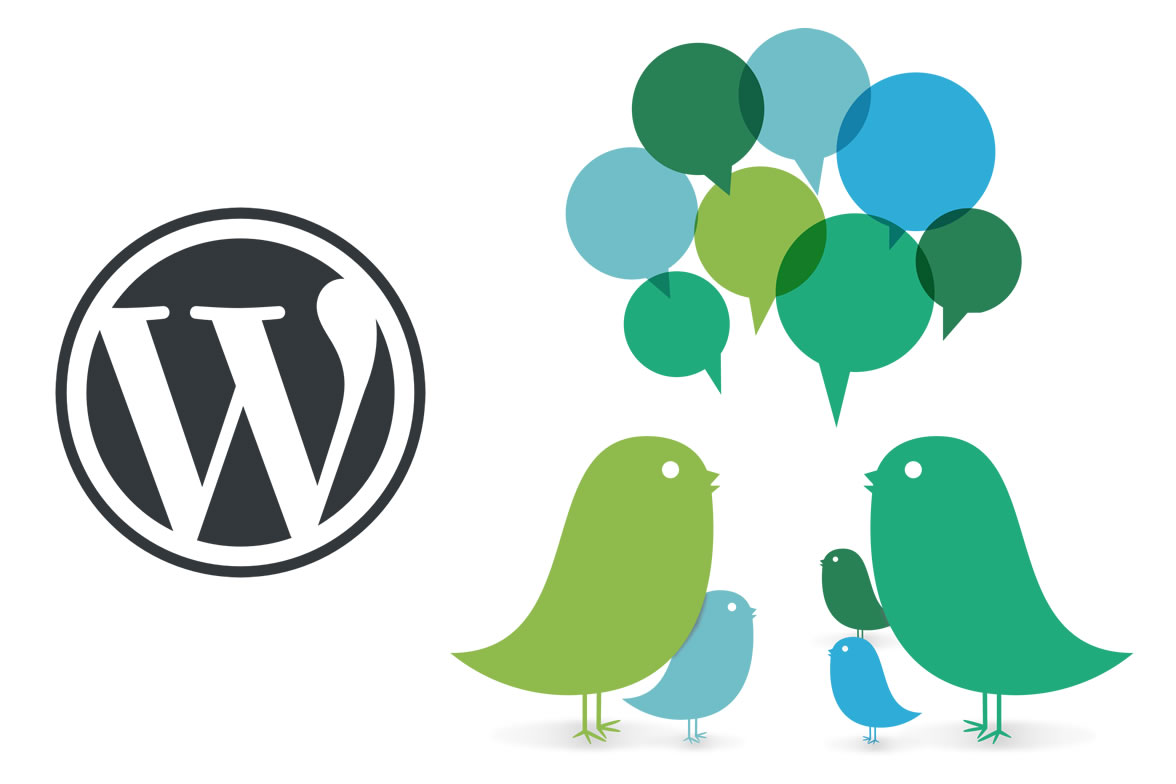Como incorporar tweets em posts do WordPress